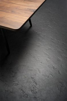 linoleum flooring Forbo Marmoleum Slate - Natural Linoleum, Non-Toxic, Durable, sheet - Green Building Supply Natural Wood Flooring, Slate Flooring, Linoleum Flooring, Vinyl Flooring, Kitchen Flooring, Linoleum Naturel, Flooring Shops, Kitchen Vinyl, Floor Decor