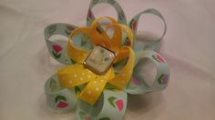 Loopy Loop and Hello Hair Bow by AmalieBowtique on Etsy, $5.99