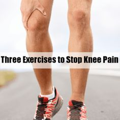 Dr Oz: 3 Exercises to Prevent Knee Pain