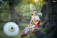 Thai wedding dress: The national costume of Thailand | THAILAND 🇹🇭 Thai Wedding Dress, Wedding Dresses, Thailand National Costume, Costumes, Guys, Bride Dresses, Bridal Gowns, Dress Up Clothes