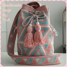 Mini mochila door Handmade bags by YvA