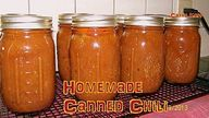 Homemade Canned Chil - http://stoner.bl.ee/2014/01/homemade-canned-chil/