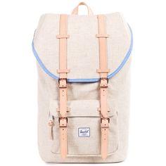 Herschel Supply Co. Little America Backpack - Natural Hemp