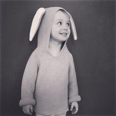 Oeuf bunny hoodie. via @palinos