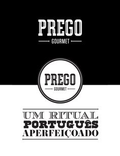 Prego Gourmet branding, packaging and store design by Alexandre Mendes @ RMAC BBDO Portugal