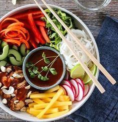 MARENGS MED MØRK SJOKOLADE OG MANDLER | TRINES MATBLOGG Frisk, Sashimi, Wok, Ramen, Food And Drink, Ethnic Recipes, Woks, Windows