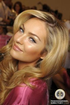 candice~beautiful brows and makeup