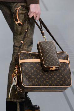 Louis Vuitton Men's Details A/W '15
