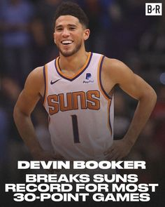 "Bleacher Report on Instagram: ""He's only 23 years old 🤯"" Devin Booker, Year Old, Tank Man, Books, Mens Tops, Basketball, Instagram, One Year Old, Libros"