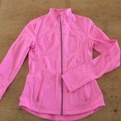 Lululemon define jacket Pink size 8 lululemon athletica Jackets & Coats
