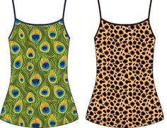 free pattern - tops