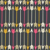 arrows on navy fabric, Papersparrow...dining chair fabric?