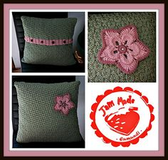 Jam made Dimple Cushion