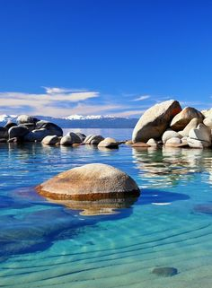 The 19 best U.S. landmarks that you must add to your road trip itinerary: Lake Tahoe, Nevada