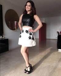 Image result for sunny leone designer dresses of splitsvilla
