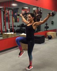 "8,875 tykkäystä, 133 kommenttia - Home Workouts For You (@home.exercises) Instagramissa: ""Total body workout 👙✨ @alexia_clark"""