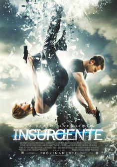 La serie Divergente: Insurgente - cartel - poster