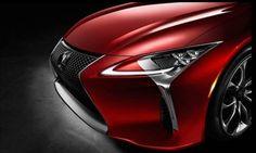 À beleza e à potência, a Lexus junta, ainda, um conjunto de novidades tecnológicas, como é o caso de...