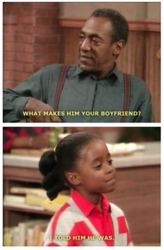 haha love the cosby show!