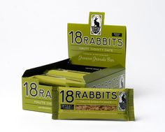 #18Rabbits   These looks yummy and healthy!