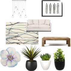 first room by sunnylover1313 on Polyvore featuring polyvore interior interiors interior design дом home decor interior decorating Flamant CB2 Brink & Campman West Elm Pomax