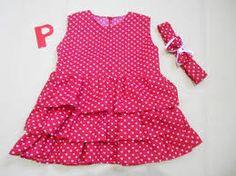 Resultado de imagem para vestidos infantis