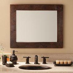 Native Trails Sedona Rectangle Mirror