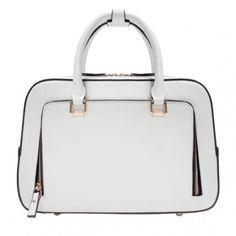 White carryall, Zara