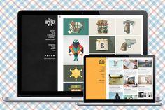Vanz - Creativemarket Portfolio WordPress Theme - Theme Lock