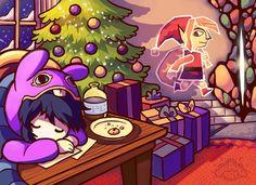Merry Christmas, Lorule by aquanut.deviantart.com on @DeviantArt