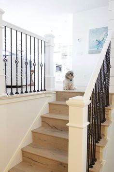 Home Remodeling Stairs Summer Tour - Lake Waconia Home Remodel Before Split Entry Remodel, Split Level Remodel, Split Level Home, Split Level Kitchen, Basement Remodel Diy, Basement Remodeling, Basement Ideas, Remodeling Ideas, Basement Designs