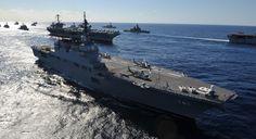 """海上自衛隊:ギャラリー:護衛艦(艦艇):護衛艦「ひゅうが」型 DDH""""HYUGA""""Class 181「ひゅうが」"""