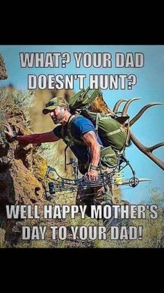 Responsible hunting, game management and wildlife conservation are important aspects of any wild game hunting, but many find the challenge of deer hunting to be the most challenging. Here are some ideas and deer hunting tips to make y Bow Hunting Quotes, Funny Hunting Pics, Deer Hunting Humor, Hunting Jokes, Funny Deer, Quail Hunting, Deer Hunting Tips, Hunting Girls, Hunting Cabin