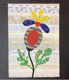 Flower Garden, Kim McLean - Block 10 (Laila Nelson)