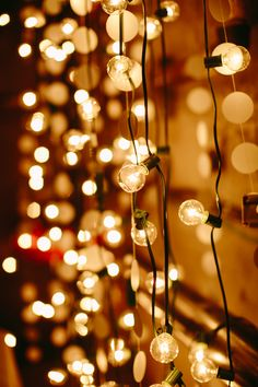Warmly Lit Seattle Wedding from Karen Obrist Photography holiday wallpaper