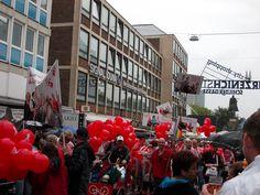 Kondome schützen! Aidshilfe Köln    CSD Köln 08.07.2012