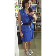 Fajardo, Waist Skirt, High Waisted Skirt, Looks Instagram, Formal, Shirt Dress, Skirts, Dresses, Fashion
