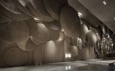 WAN INTERIORS:: Wuhan Wushang Mall International Cinema by One Plus Partnership Limited