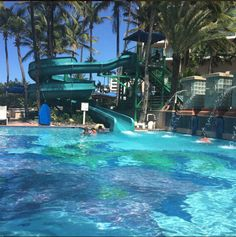Check out this slide at San Juan Marriott and Stellaris Casino in Puerto Rico!