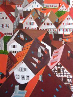 Bruges, Belgium by Toni Silber-Delerive