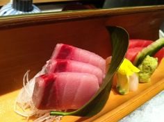Sashimi ● 刺身