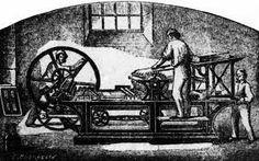 En el siglo XVlll se introdujo la imprenta en La  Española, con lo cual se inicio un lento proceso de relativa autonomización institucional respecto a la metrópoli que comenzaría a dar sus frutos a principios del siglo XlX.