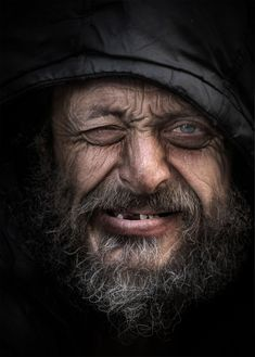 ♂ Man, Portrait, Character. Forgotten and marginalized.. by Edmondo Senatore, via 500px