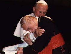 You are worth what worth heart. http://www.partecipiamo.it/angela_magnoni/giovanni_paolo_II.htm