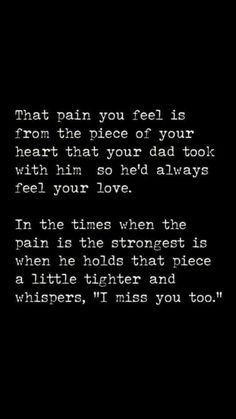Father Daughter Quotes, Father Quotes, Rip Dad Quotes, Dad In Heaven Quotes, Dad Poems, Nephew Quotes, Quotes Quotes, Cousin Quotes, My Father