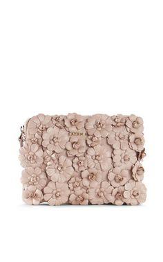 Beautiful Karen Millen Floral clutch