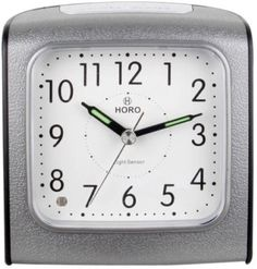 Horo Analog Grey Clock Price in India - Buy Horo Analog Grey Clock online at Flipkart.com