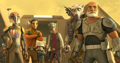 Star Wars Rebels Season 3 Premiere Date Announced, New Trailer Released -- Take a look at footage from Disney XD's Star Wars: Rebels Season 3 with a new TV spot and photos, before it debuts next month. -- http://tvweb.com/star-wars-rebels-season-3-premiere-date-trailer-photos/
