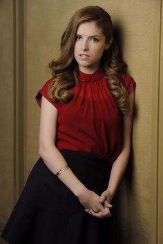 Anna Kendrick © Emily Berl | The New York Times (2014)