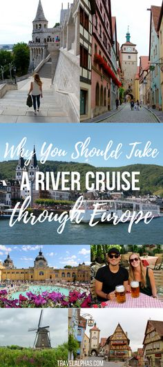 Are you considering a European river cruise for your next Europe trip? We think that's a great idea! We traveled through Europe (specifically Hungary, Austria, Germany, and the Netherlands) with Viking River Cruises for two weeks, and we had the trip of a lifetime! If you are looking for some Europe travel inspiration, then this post is for you! Happy cruising!